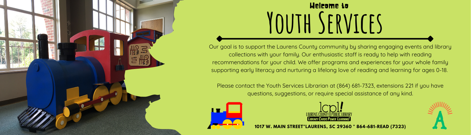Youth Services Banner